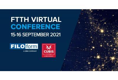 Het gaat bijna beginnen, FttH virtual conference 2021!