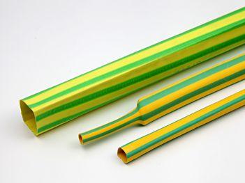 Krimpkous groen/geel